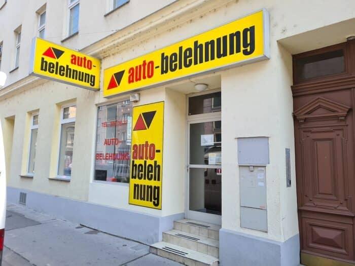 Auto Belehnung in Wien Heiligenstadt